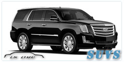 SUV for hire in Wichita, KS