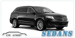 Luxury sedan service Wichita, KS