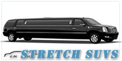 Wedding limousine in Wichita, KS