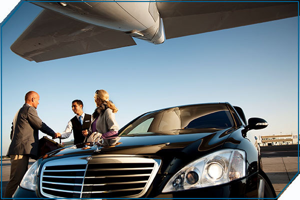Wichita airport car service