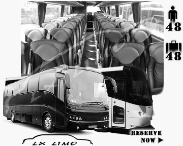 Wichita coach Bus for rental | Wichita coachbus for hire