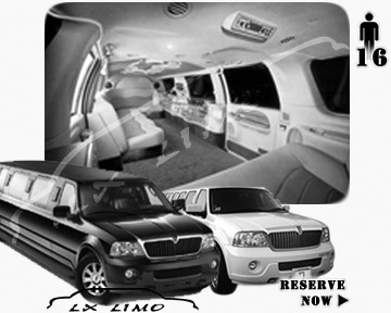 Navigator SUV Wichita Limousines services