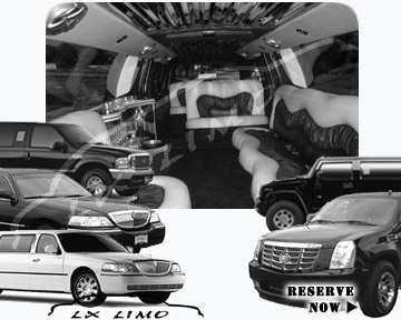 Wichita Stretch Limos for rental