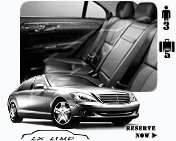 Mercedes S550 rental in Wichita, KS