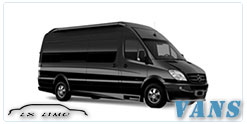 Wichita Luxury Van service