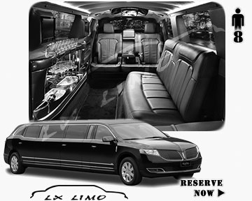 Stretch Limo for hire in Wichita